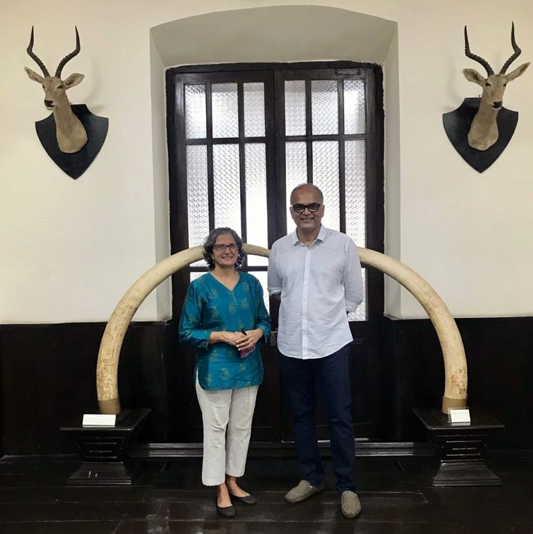 Visit to Indian Customs and Indirect Taxes Museum